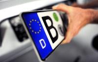 В Украине еще одного владельца авто на еврономерах оштрафовали на 3 млн гривен