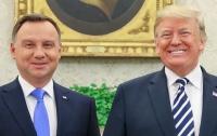 Трамп ждет польского президента в Белом Доме