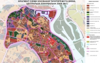 В центре Киева запретят строить высотки