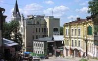 Страсти по Киеву: на Андреевском спуске построят 11-этажный отель