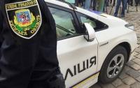 На Киевщине задержали мужчину с гранатой, избивавшего свою дочь