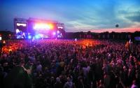 В Киеве стартовал Ostrov Festival