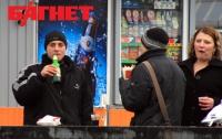 В Киеве пьющие малолетки подвели под санкции 90 торговцев