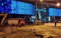 Все повреждения возле ТРЦ Ocean Plaza обещают ликвидировать до завтра