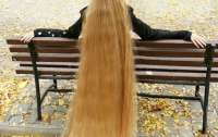 Украинка показала двухметровые волосы и удивила подписчиков