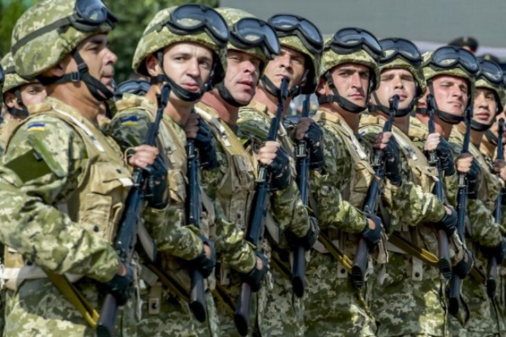 ВКиеве наДень независимости пройдет военный парад смолебном