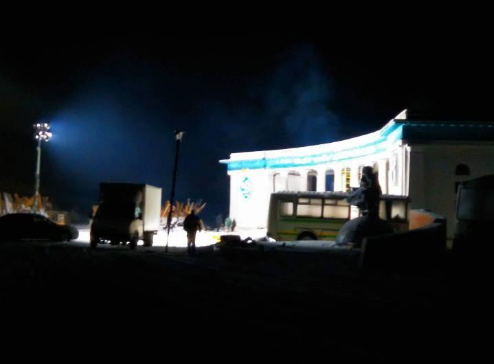 В РФ начали снимать фильм оМайдане— На собственный лад