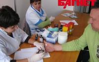 В центре Киеве врачи спасали людей от инсульта (ФОТО)