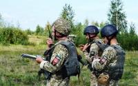Возле арсенала ВСУ перехватили беспилотник