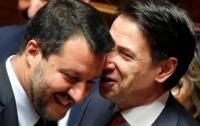 Италия сегодня осталась без правительства