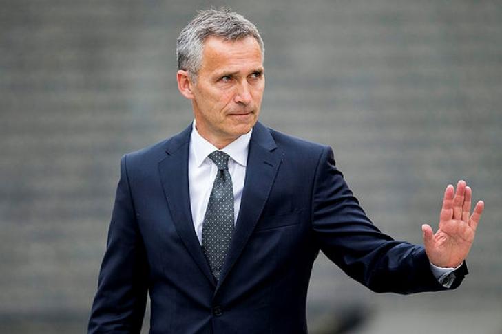 Генеральный секретарь  НАТО: Запад уже отвечает наагрессивное поведение Российской Федерации