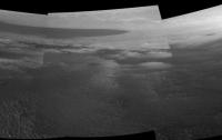 Марсоход Opportunity передал на Землю первые снимки после