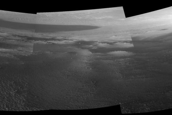 Марсоход Opportunity сказал первые кадры после «зимней спячки»