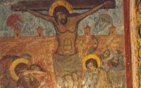 Уфологи увидели на иконе Иисуса НЛО (видео)