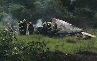 В Бразилии четыре человека насмерть разбились в авиакатастрофе