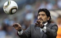 Марадона стал главным тренером аргентинского клуба