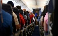 Пилот самолета попросил пассажиров молиться (видео)