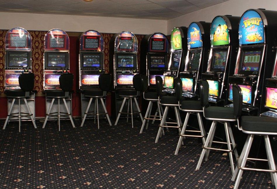 Как Действуют Игровые Автоматы
