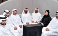 В Дубае состоялось первое бракосочетание с участием роботов