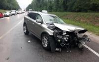 Посол Швейцарии попал в масштабную аварию на Львовщине