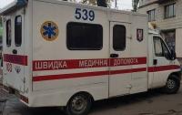 В киевской новостройке на мужчину рухнула межкомнатная перегородка