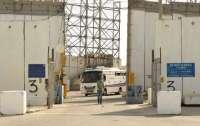 Израиль открыл КПП на границе с Газой и зону рыболовства для палестинских суден