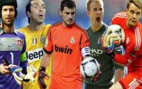 FIFA объявила шорт-лист премии лучшему голкиперу