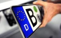 Нерастаможенные авто в Украине могут стать легальными