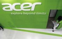 У Acer сократилась прибыль на 66%