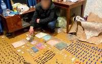 Полиция нашла наркотиков на пять миллионов