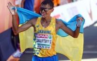 Украина получила первое золото ЧЕ по легкой атлетике