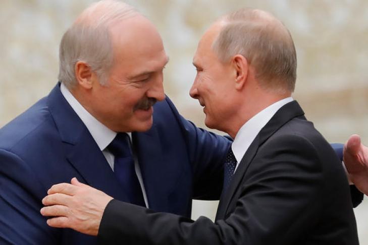 Путин встретится сглавами Белоруссии, Казахстана, Киргизии ипремьером Армении