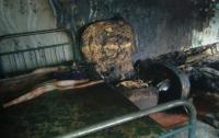 На Одесщине на месте пожара обнаружили труп 3-летнего мальчика