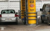 Украинские заправки повысили цену на