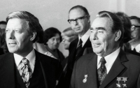 Умер экс-канцлер ФРГ