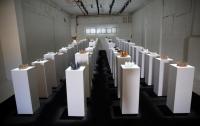 В США девушка уничтожила дорогие арт-объекты из-за селфи (видео)