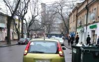 В центре Одессы сбили ребенка