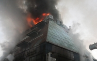 Число жертв пожара в Южной Корее выросло до 29 человек (видео)