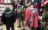 В Харькове изъяли контрабанду на 120 миллионов