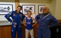 17-летнюю американку подготовят к полету на Марс