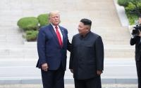 Трамп стал первым американским президентом, попавшим в КНДР
