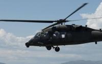 В США упал вертолет: есть раненые