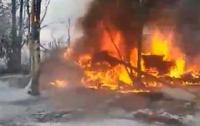 В России произошла авиакатастрофа (видео)