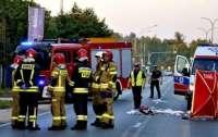 Вблизи Варшавы в жутком ДТП пострадала юная украинка: подробности ЧП