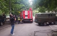 В Киеве пожилой мужчина выпрыгнул из окна и разбился