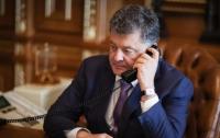 Порошенко обсудил с новой главой ХДС Германии агрессию РФ и освобождение моряков