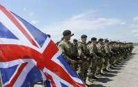 Британия продлила программу обучения военнослужащих ВСУ