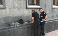 Под Радой задержали мужчину с гранатой