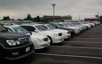 В Украине резко выросли продажи новых легковых авто