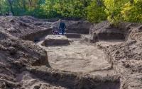 В Днепре нашли артефакты крупного древнего поселения